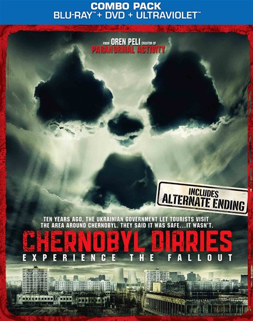 Chernobyl Diaries was released on Blu-ray and DVD on October 16th, 2012.