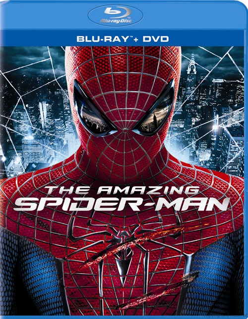The Amazing Spider-Man was released on Blu-ray and DVD on November 9th, 2012.