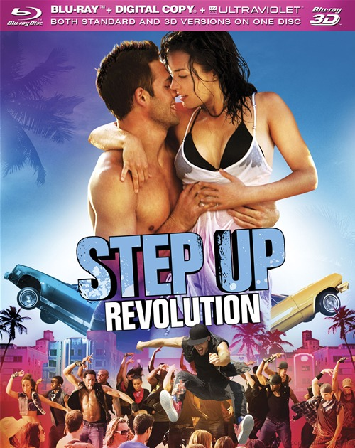 Step Up Revolution was released on Blu-ray and DVD on November 27th, 2012.