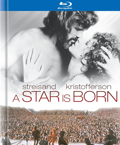 A Star is Born was released on Blu-ray on February 5th, 2013.
