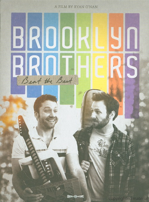 Brooklyn Brothers Beat the Best was released on DVD on January 8th, 2013.