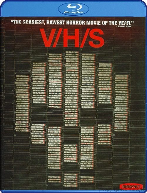 V/H/S was released on Blu-ray and DVD on December 4th, 2012.