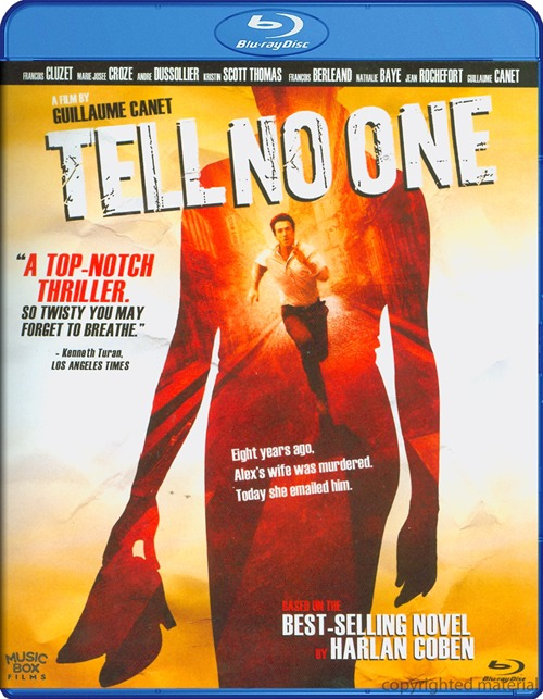 Tell No One was released on Blu-ray on December 4th, 2012.