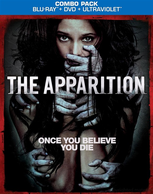 The Apparition was released on Blu-ray and DVD on November 27th, 2012.