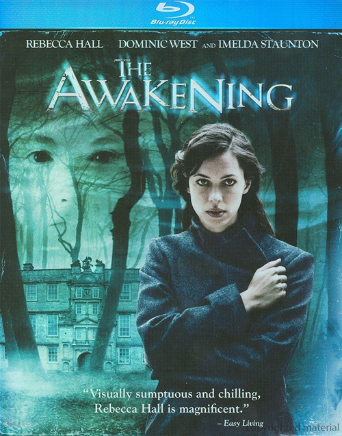 The Awakening was released on Blu-ray and DVD on January 29th, 2013.