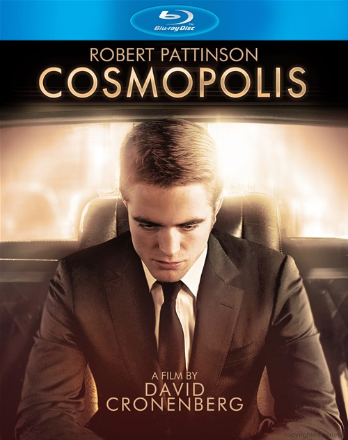 Cosmopolis was released on Blu-ray and DVD on January 1st, 2013.
