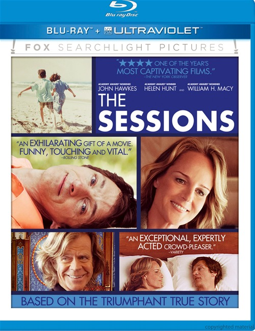 The Sessions was released on Blu-ray and DVD on February 12th, 2013.