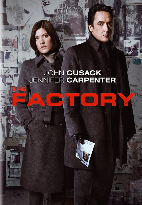 The Factory was released on DVD on February 19th, 2013.
