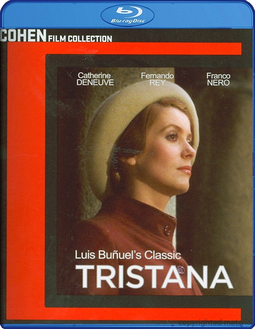 Tristana was released on Blu-ray and DVD on March 12th, 2013.