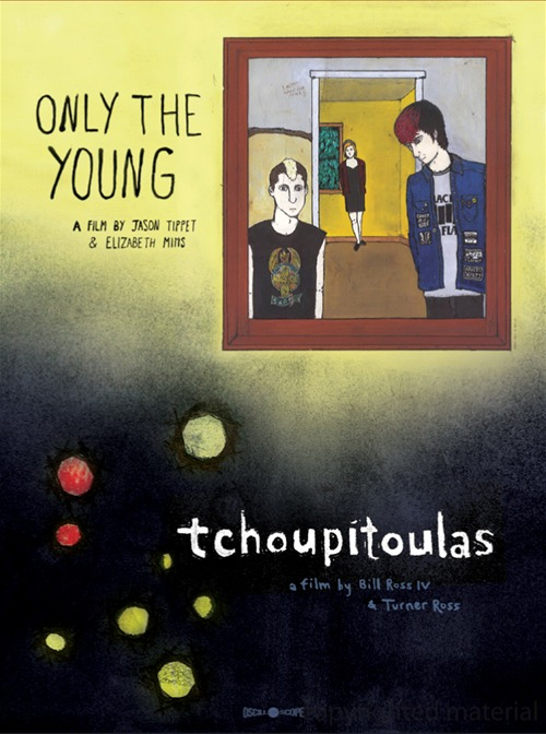 Only the Young and Tchoupitoulas were released on DVD on April 30th, 2013.