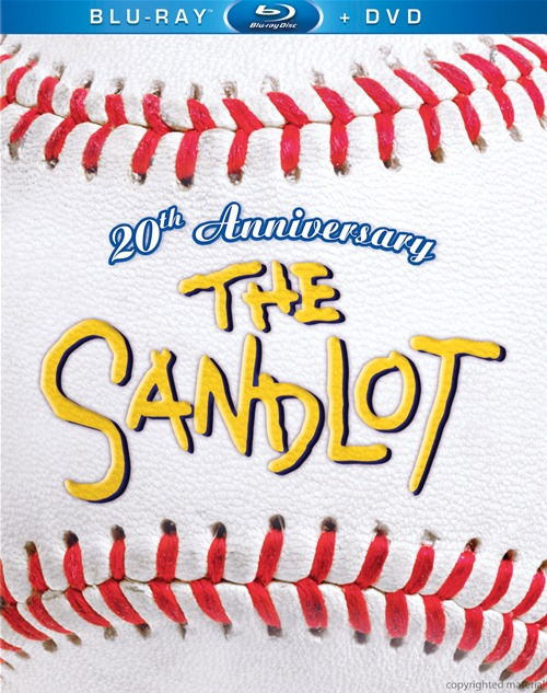 The Sandlot was released on Blu-ray and DVD on March 26th, 2013.