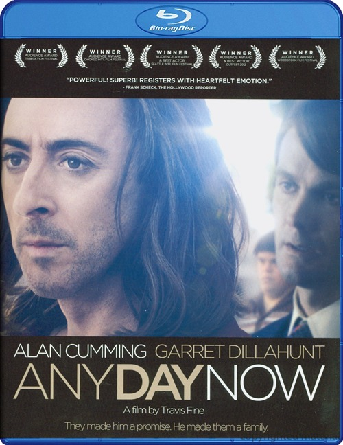 Any Day Now was released on Blu-ray and DVD on April 23rd, 2013.