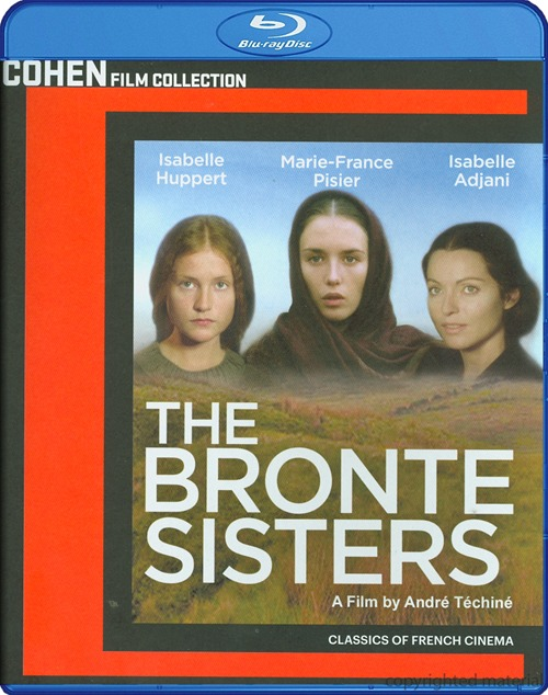 The Brontë Sisters was released on Blu-ray and DVD on July 30th, 2013.