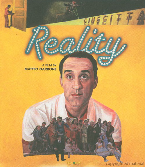 Reality was released on Blu-ray and DVD on August 13th, 2013.
