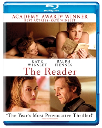 The Reader will be released on Blu-Ray on April 28th, 2009.