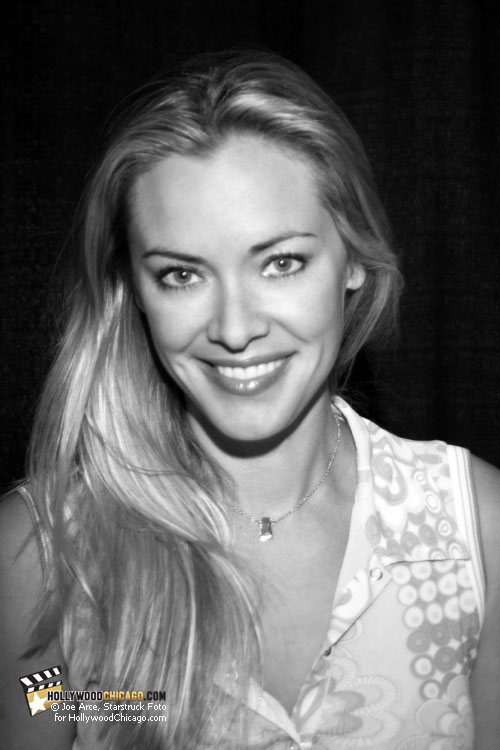 Kristanna Loken at the Wizard World Chicago Comic Con, August, 2010