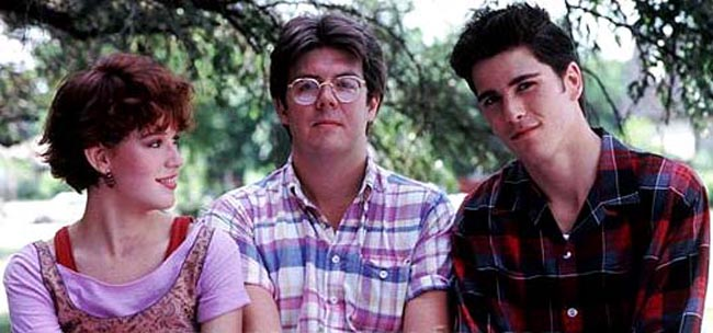 John Hughes  16 Candles  The Breakfast Club  Ferris Bueller's Day Off  Curly Sue