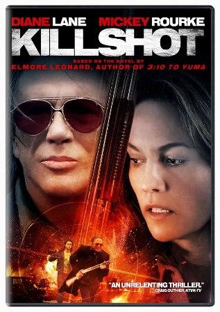 Killshot was released on DVD on May 26th, 2009.