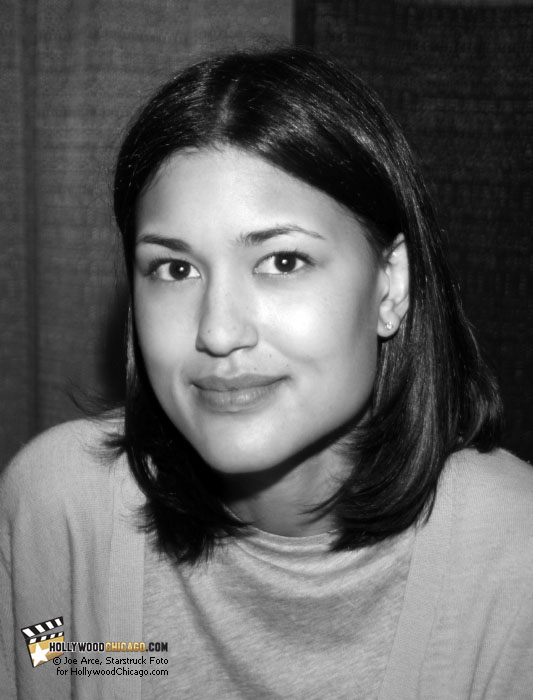 Julia Jones at the Wizard World Chicago Comic Con, August, 2010
