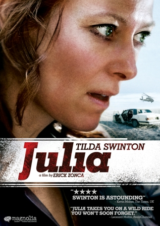 Julia was released on DVD on August 18th, 2009.