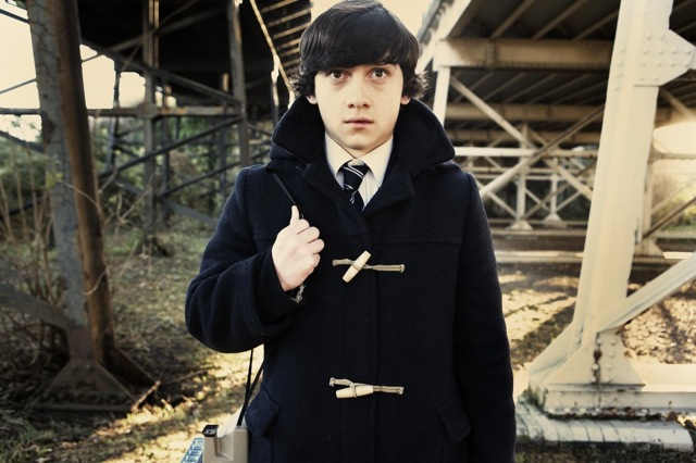 Craig Roberts as Oliver Tate in Richard Ayoade's Submarine.