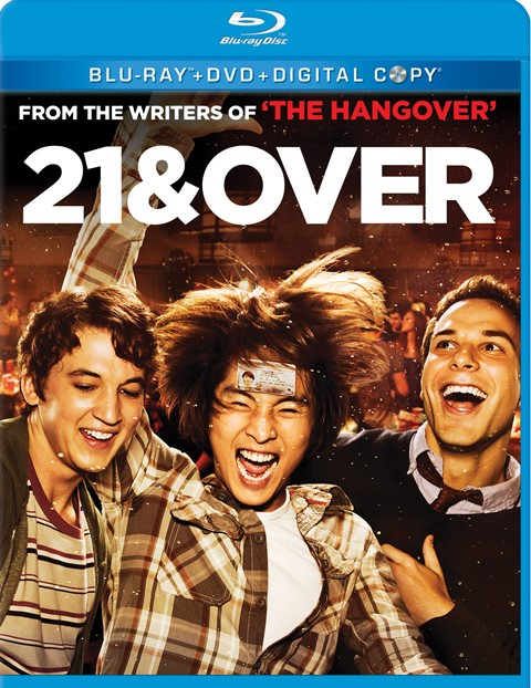 21 and Over was released on Blu-ray and DVD on June 18, 2013
