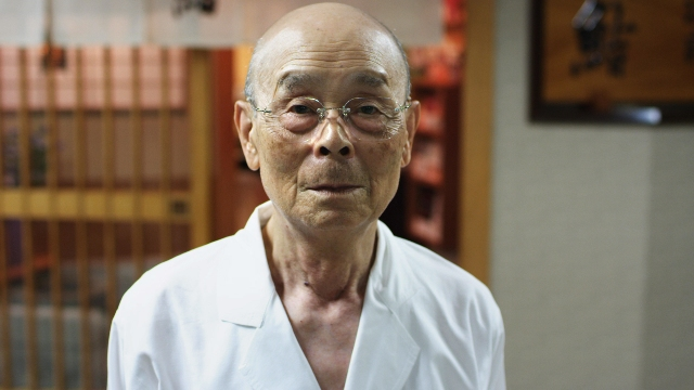 Jiro Dreams of Sushi was released on Blu-ray and DVD on July 24, 2012