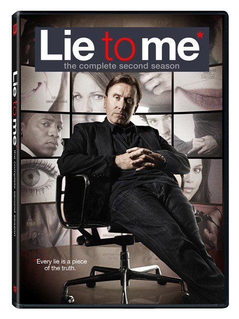 Lie to Me: Season Two was released on DVD on November 9th, 2010