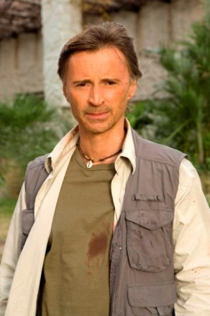 Robert Carlyle as Carl Benton in 24: Redemption
