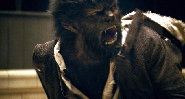The Wolfman was released on Blu-ray and DVD on June 1st, 2010