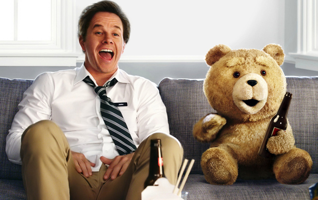 Mark Wahlberg, Ted