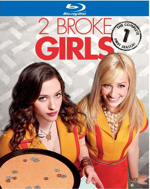 2 Broke Girls: The Complete First Season was released on Blu-ray and DVD on September 4, 2012