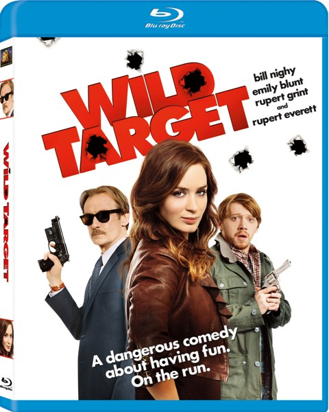 Wild Target was released on Blu-Ray and DVD on Feb. 8, 2011.