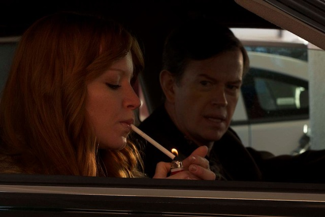Lauren Ambrose and Dylan Baker star in Bryan Wizemann's About Sunny.