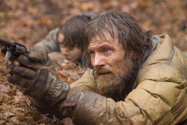 Viggo Mortensen and Kodi Smit-McPhee star in John Hillcoat's The Road, based on Cormac McCarthy's Pulizter Prize winning novel.