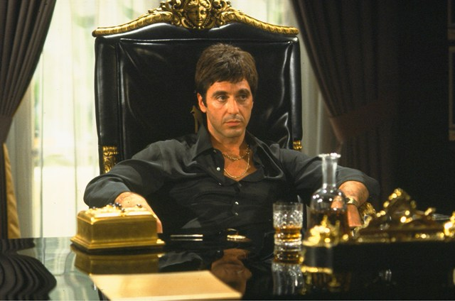 Scarface was released on Blu-ray on September 6th, 2011