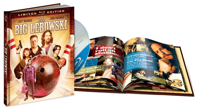 The Big Lebowski was released on Blu-ray on August 16th, 2011