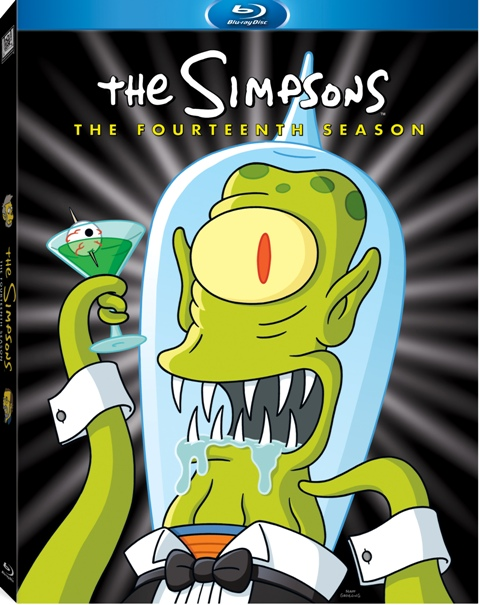 The Simpsons: S14