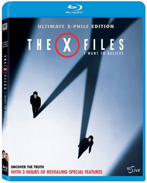 The X-Files: I Want to Believe is available on DVD/Blu-ray December 2, 2008