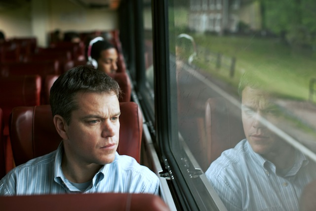 Matt Damon stars in Gus Vant Sant's Promised Land, a Focus Features release.