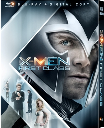 X-Men: First Class was released on Blu-ray and DVD on September 9th, 2011