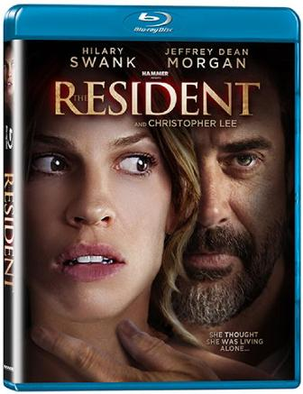 The Resident was released on Blu-Ray and DVD on March 29th, 2011