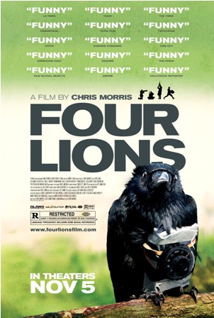 Four Lions was released in local theaters on Nov. 12.