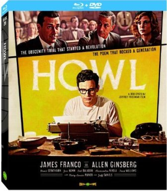Howl was released on Blu-Ray and DVD on January 4th, 2011.