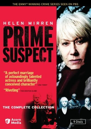 Prime Suspect: The Complete Collection was released on DVD on September 7th, 2010