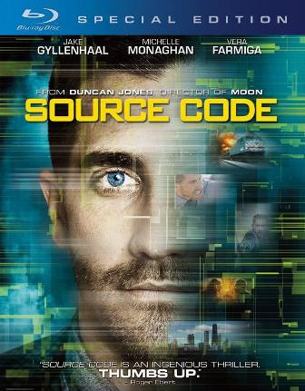 Source Code was released on Blu-Ray and DVD on July 26th, 2011