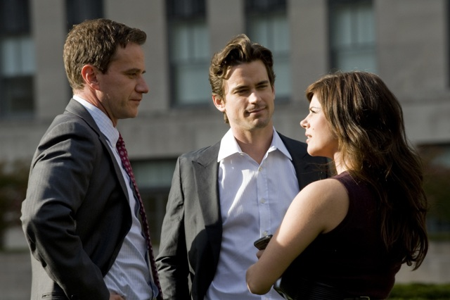 White Collar: Season One was released on Blu-ray and DVD on July 13th, 2010