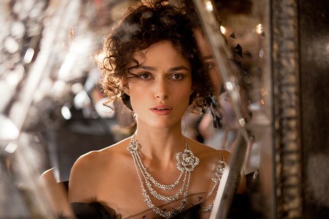 Keira Knightly stars in Joe Wright's Anna Karenina, a Focus Features release.