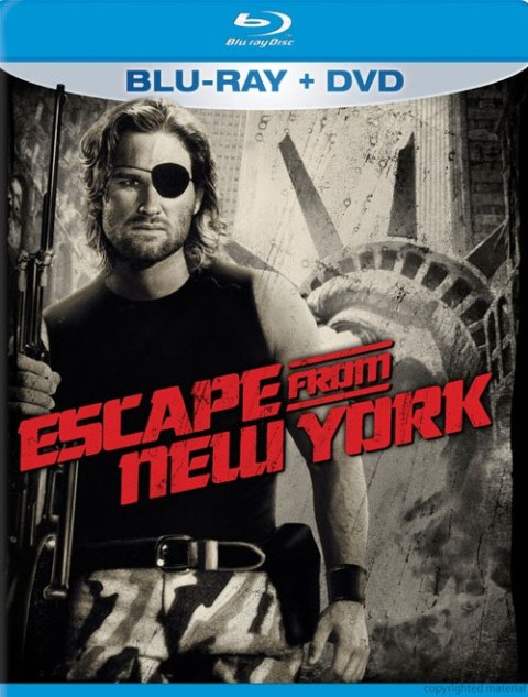 Escape From New York was released on Blu-ray on August 3rd, 2010