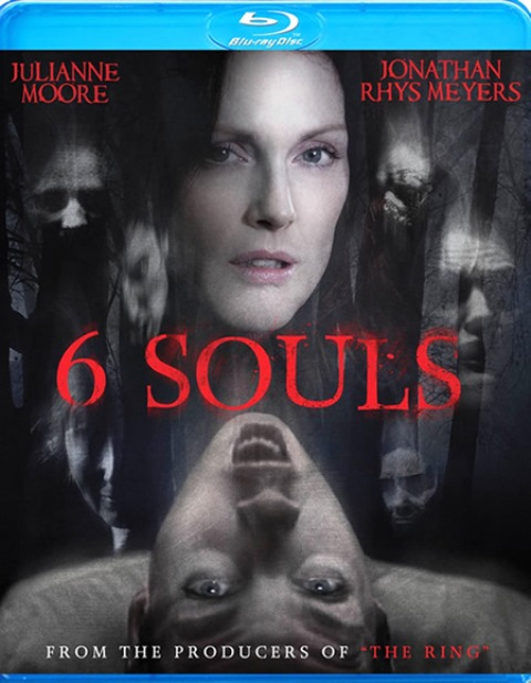 6 Souls was released on Blu-ray and DVD on July 2, 2013